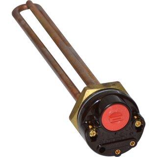 "Heizpatrone mit Thermostat 2000W 1 1//4/"""